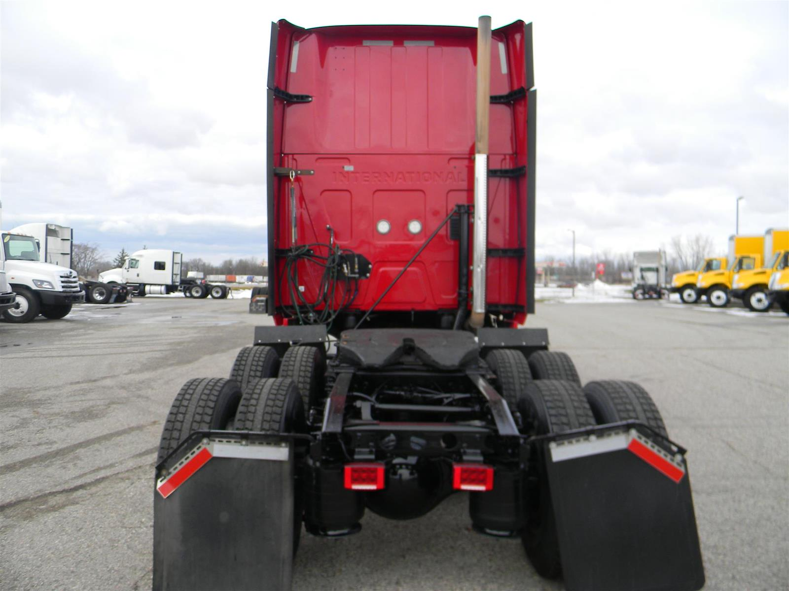 2016 International ProStar+ 6x4, Tractor #GN411643 - photo 1