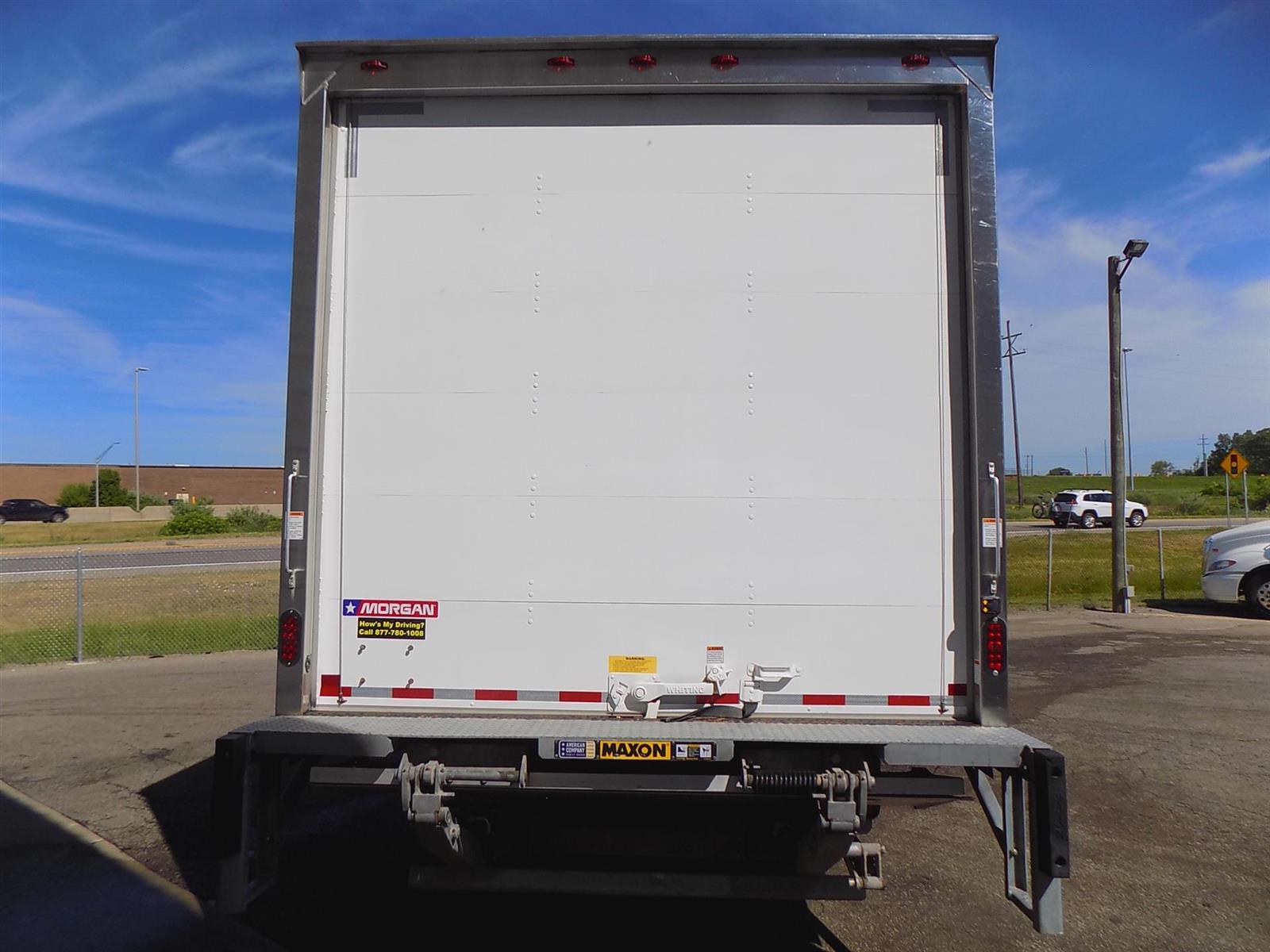 2020 International MV 4x2, Dry Freight #114460 - photo 1