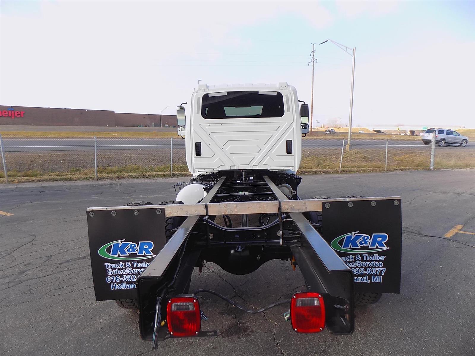 2020 International HV 4x2, Cab Chassis #116481 - photo 1
