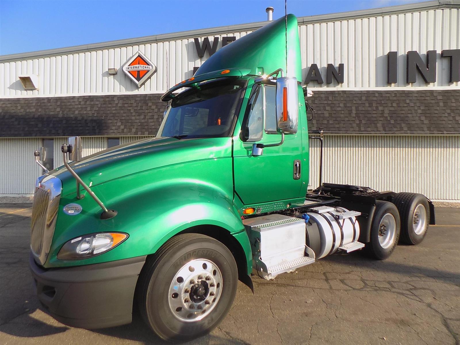 2016 International ProStar+ 6x4, Tractor #GL277513 - photo 1