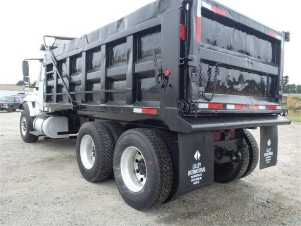 2006 International WorkStar 7500 6x4, Dump Body #6J307424 - photo 1