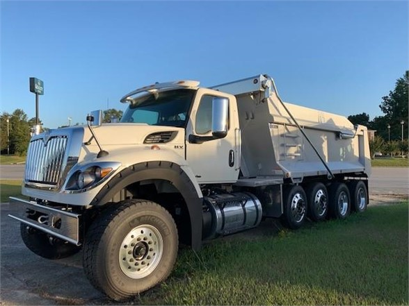 2020 International HV 6x4, Godwin Dump Body #LH842342 - photo 1