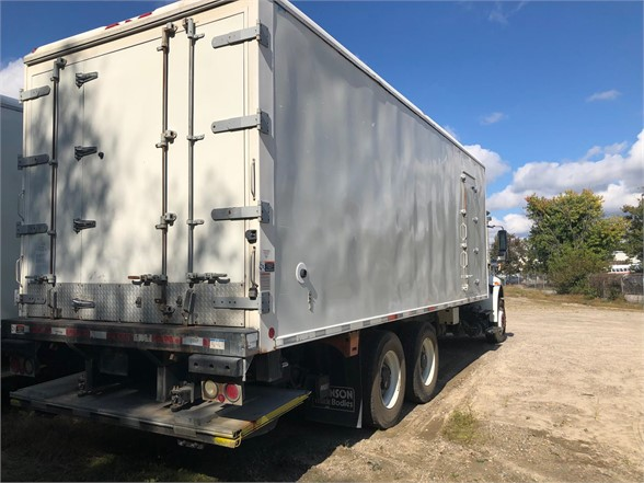 2018 International DuraStar 4400 6x4, Refrigerated Body #JL049044 - photo 1