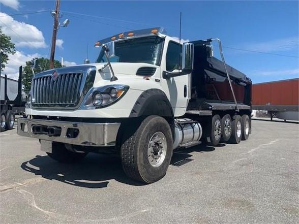 2021 International HV 6x4, Logan Corporation Dump Body #MN243323 - photo 1