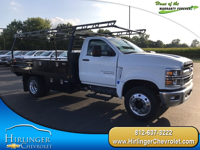 2019 Chevrolet Silverado 4500 Regular Cab DRW 4x2, Freedom ProContractor Body #30466 - photo 1
