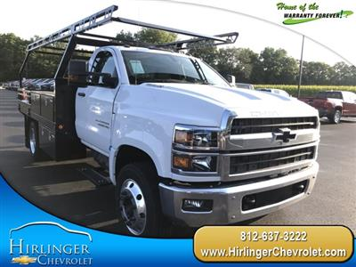 2019 Chevrolet Silverado 4500 Regular Cab DRW 4x2, Freedom ProContractor Body #30466 - photo 3
