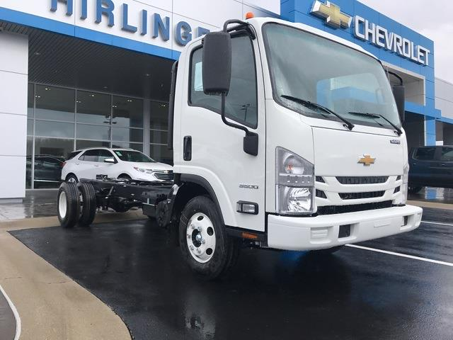 2021 Chevrolet LCF 3500 4x2, Cab Chassis #31607 - photo 1