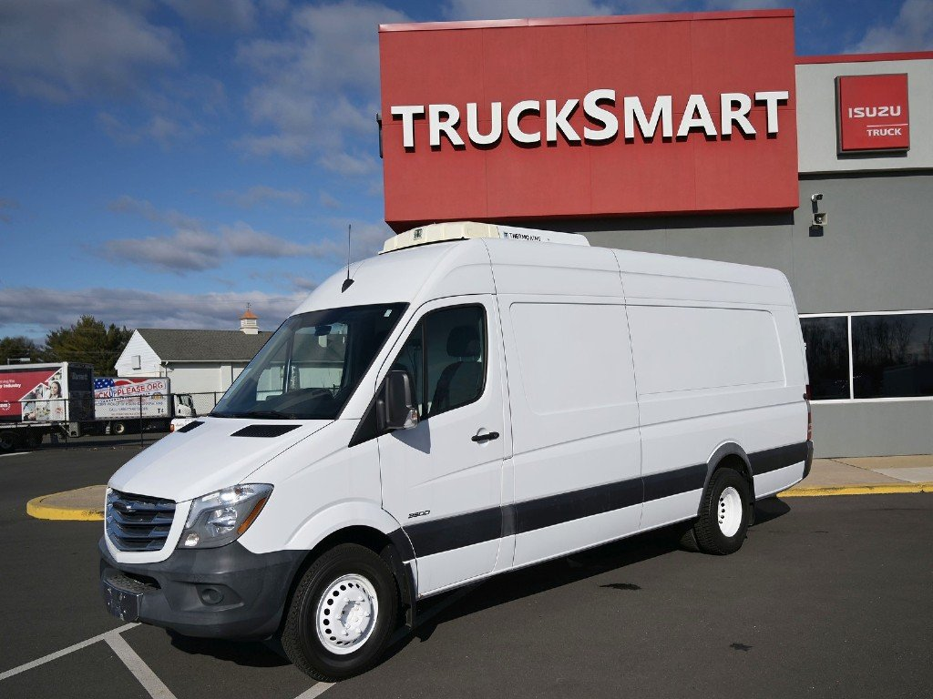 2014 Freightliner Sprinter 3500, Refrigerated Body #10327 - photo 1