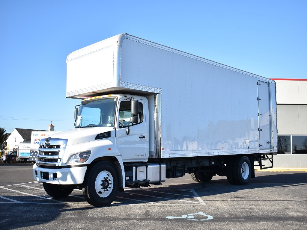 2018 Hino Truck Single Cab, Dry Freight #10358 - photo 1