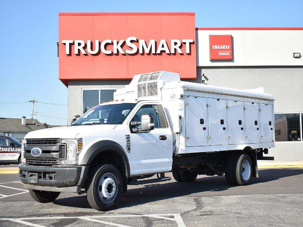2019 Ford F-450 Regular Cab DRW 4x2, Refrigerated Body #10449 - photo 1