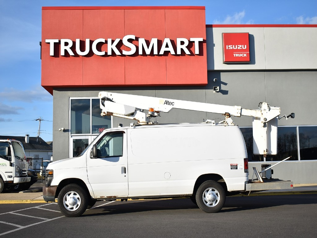 2012 Ford E-350 4x2, Upfitted Cargo Van #10525 - photo 1