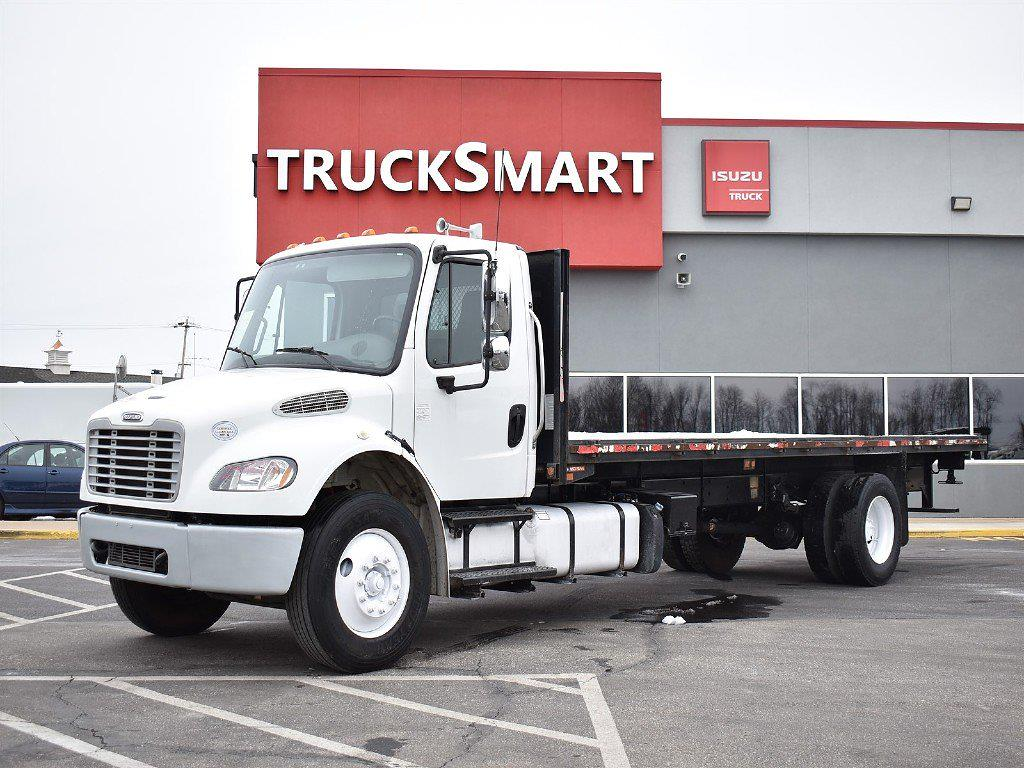 2013 Freightliner M2 106 4x2, Platform Body #10541 - photo 1