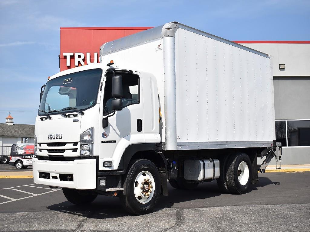 2018 Isuzu FTR Regular Cab 4x2, Dry Freight #10564 - photo 1