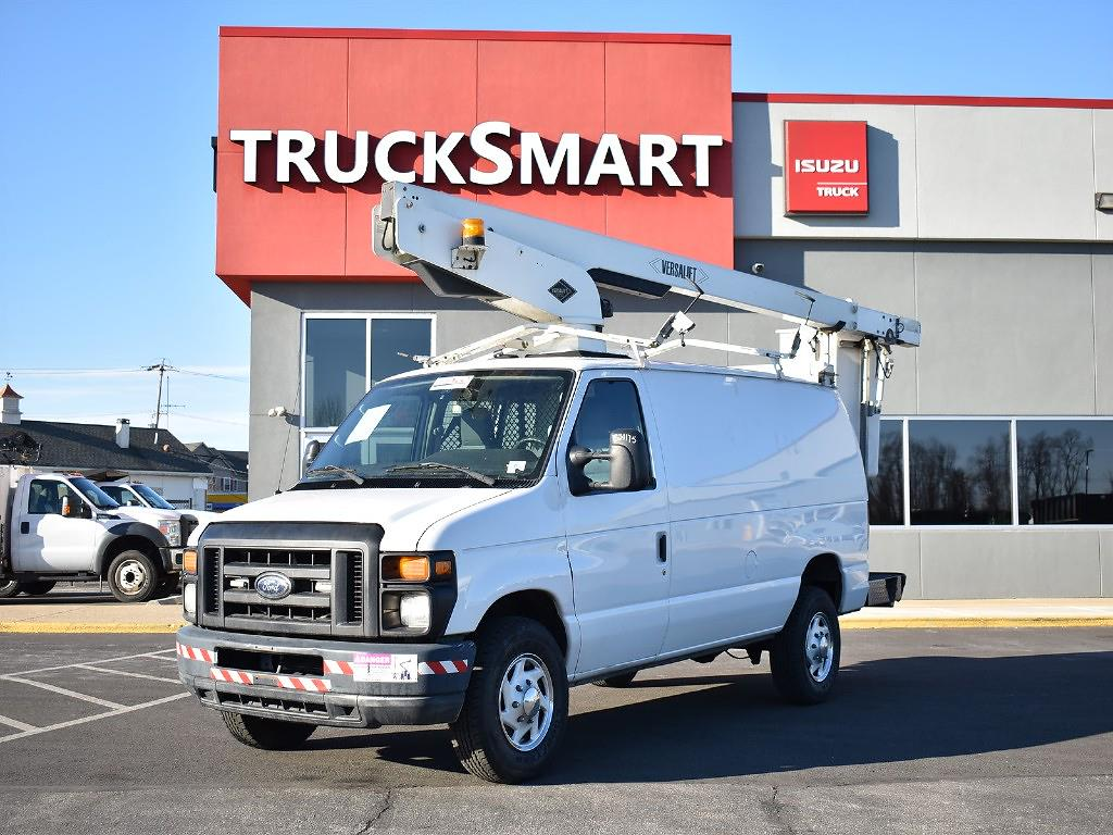 2011 Ford E-350 4x2, Upfitted Cargo Van #10567 - photo 1