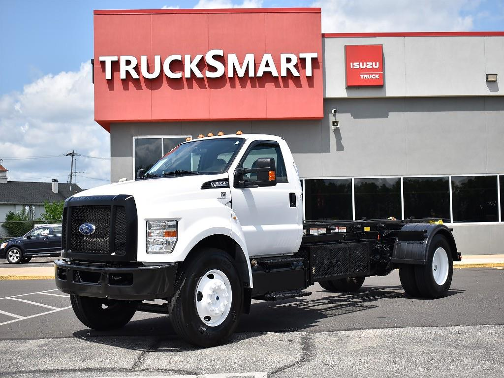 2016 Ford F-650 DRW 4x2, Roll-Off Body #10589 - photo 1
