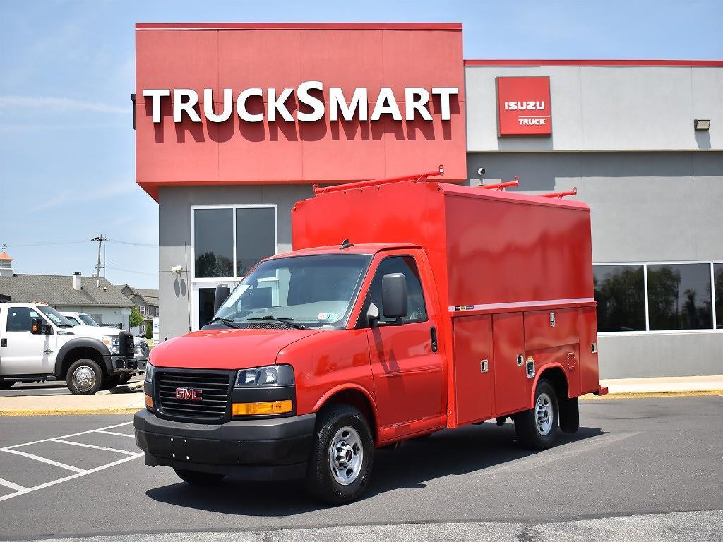 2019 GMC Savana 3500 4x2, Service Utility Van #10635 - photo 1