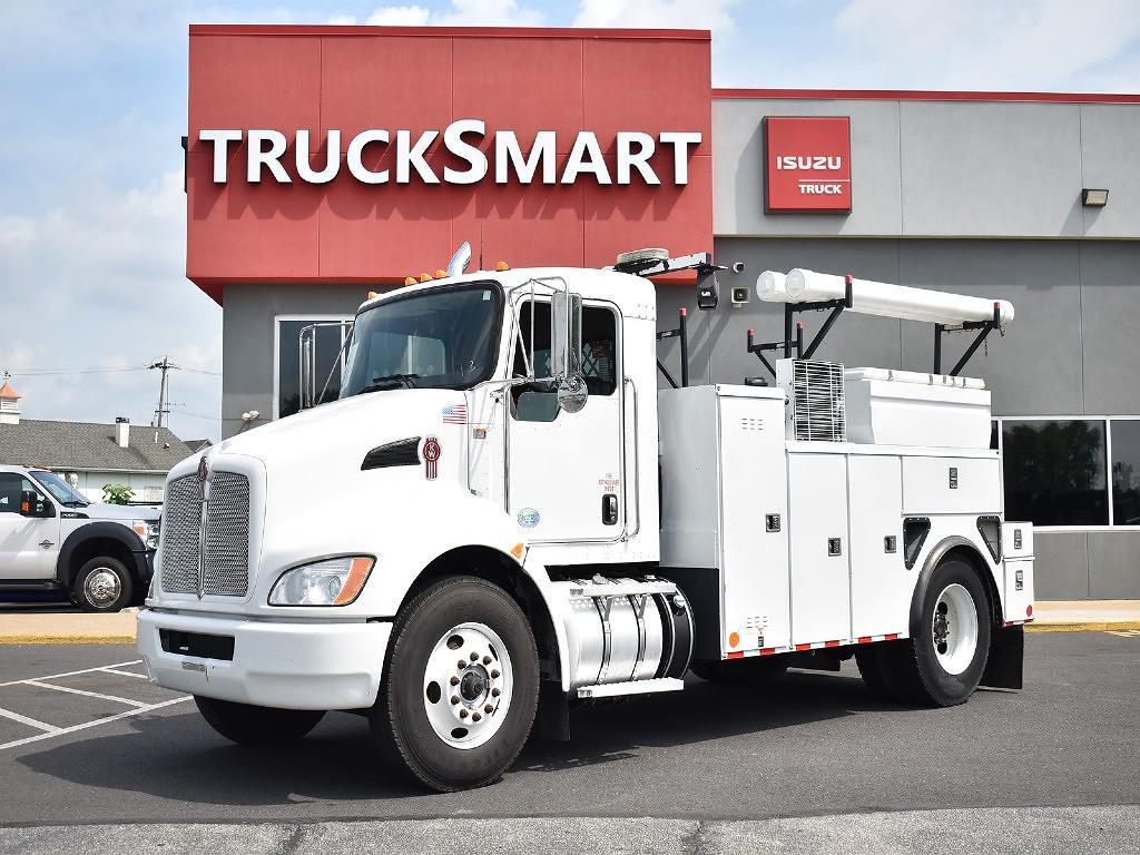 2014 Kenworth Truck 4x2, Welder Body #10641 - photo 1