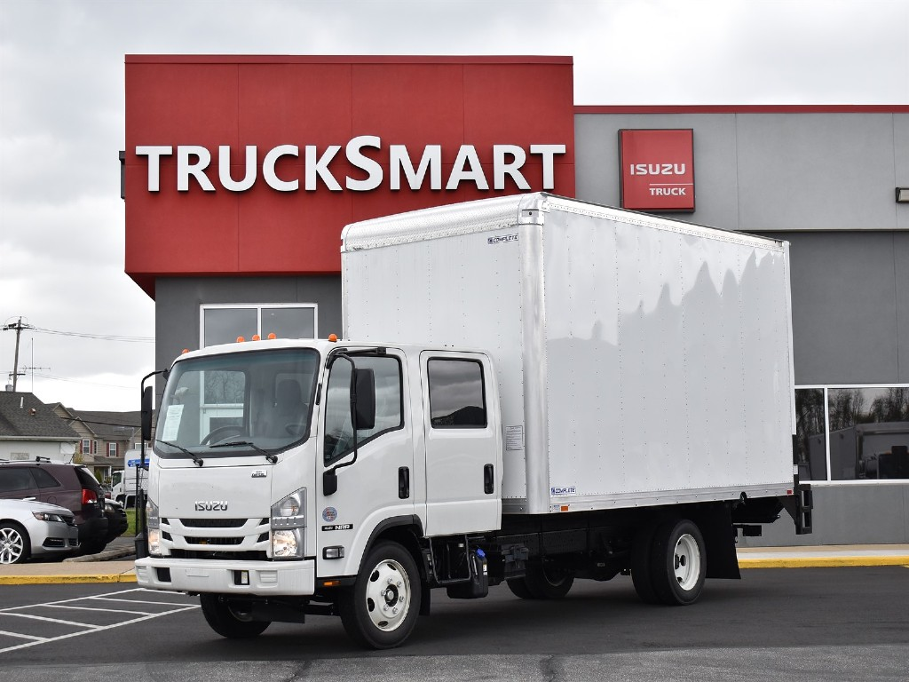 2021 Isuzu NPR-HD, Complete Dry Freight #21011 - photo 1