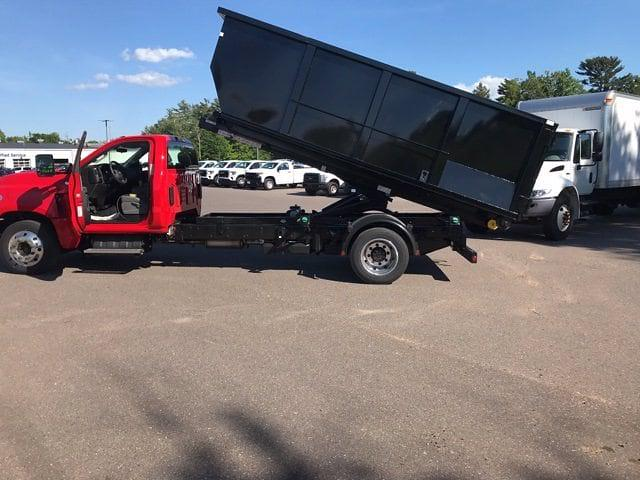 2021 Chevrolet Silverado 5500 Regular Cab DRW 4x2, Switch N Go Drop Box Hooklift Body #C565 - photo 11