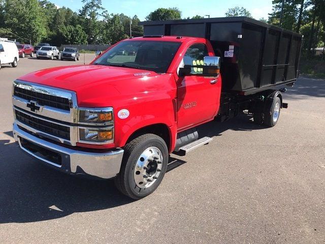 2021 Chevrolet Silverado 5500 Regular Cab DRW 4x2, Switch N Go Hooklift Body #C565 - photo 1