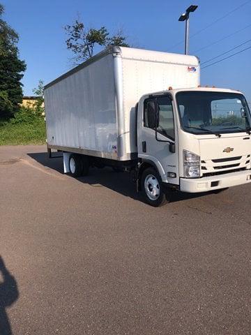 2021 LCF 4500 Regular Cab 4x2,  U.S. Truck Body Aluminum Van Dry Freight #C626 - photo 1