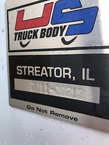 2021 LCF 4500 Regular Cab 4x2,  U.S. Truck Body Aluminum Van Dry Freight #C626 - photo 27