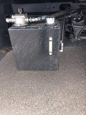 2021 Silverado 5500 Regular Cab DRW 4x4,  Knapheide Rigid Side Dump Body #C643 - photo 12