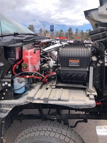 2021 Silverado 5500 Regular Cab DRW 4x4,  Knapheide Rigid Side Dump Body #C643 - photo 20
