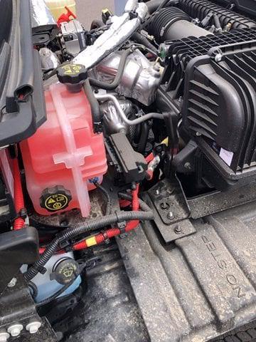 2021 Silverado 5500 Regular Cab DRW 4x4,  Knapheide Rigid Side Dump Body #C643 - photo 21