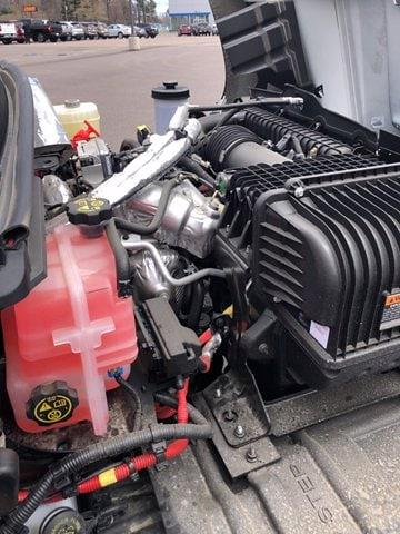 2021 Silverado 5500 Regular Cab DRW 4x4,  Knapheide Rigid Side Dump Body #C643 - photo 22
