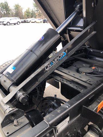 2021 Silverado 5500 Regular Cab DRW 4x4,  Knapheide Rigid Side Dump Body #C643 - photo 32