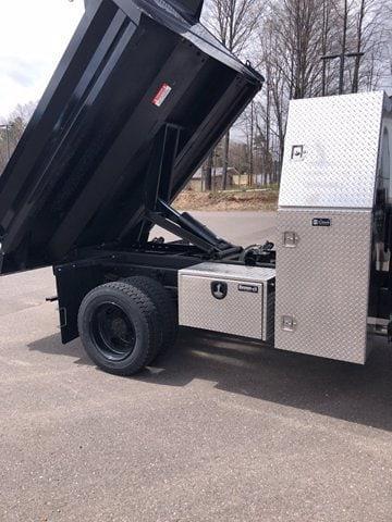 2021 Silverado 5500 Regular Cab DRW 4x4,  Knapheide Rigid Side Dump Body #C643 - photo 34