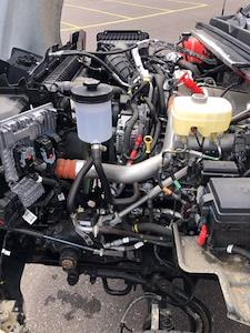 2021 Silverado 5500 Regular Cab DRW 4x4,  Knapheide Rigid Side Dump Body #C643 - photo 19
