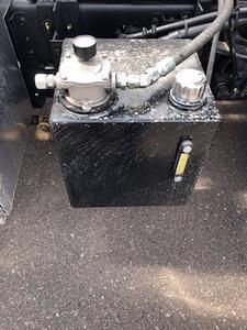 2021 Silverado 5500 Regular Cab DRW 4x4,  Knapheide Rigid Side Dump Body #C643 - photo 29