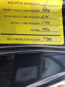2021 Silverado 5500 Regular Cab DRW 4x4,  Knapheide Rigid Side Dump Body #C643 - photo 37