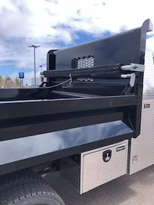 2021 Silverado 5500 Regular Cab DRW 4x4,  Knapheide Rigid Side Dump Body #C643 - photo 8