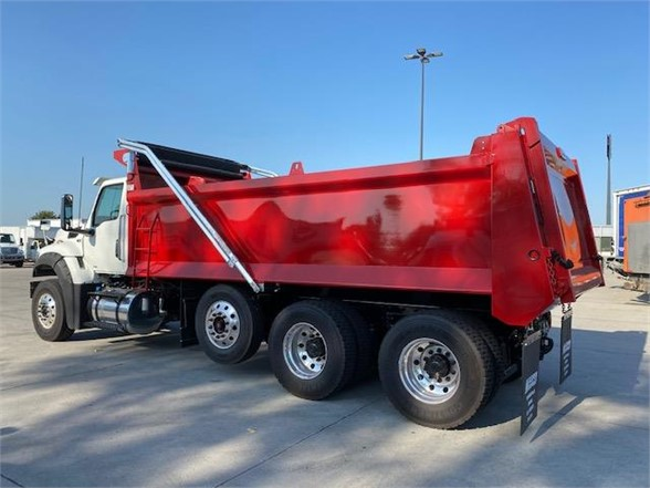 2021 International HV 6x4, Bibeau Dump Body #ML324547 - photo 1