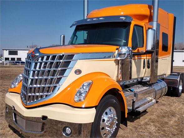 2021 International LoneStar 6x4, Tractor #MN365168 - photo 1