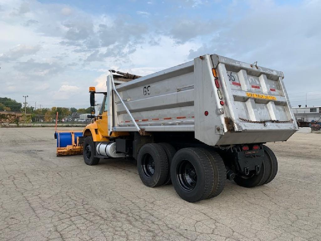 2005 International WorkStar 7400 6x4, Dump Body #130592 - photo 1