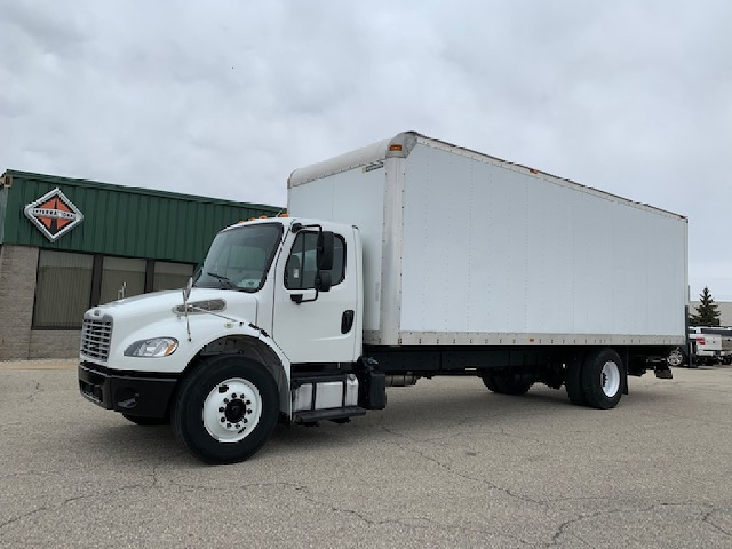 2015 Freightliner M2 106 4x2, Dry Freight #110923 - photo 1