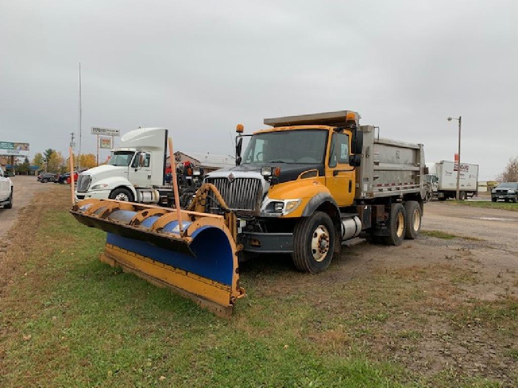 2006 International Truck 6x4, Dump Body #119644 - photo 1