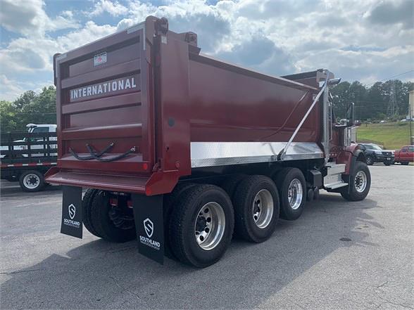 2022 International HX 6x4, Ox Bodies Dump Body #NN351251 - photo 1