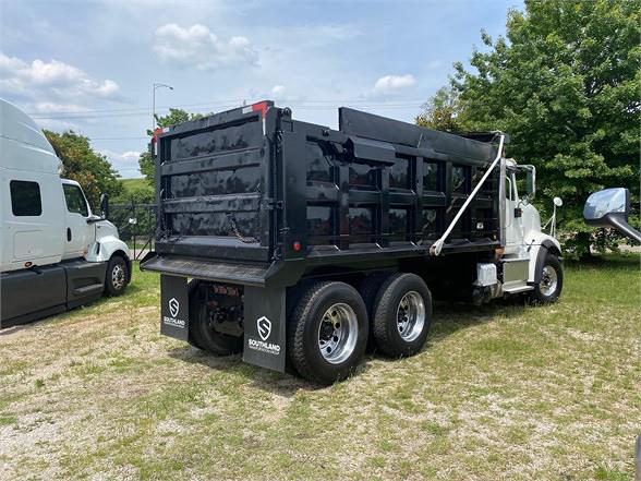 2015 International Truck 6x4, Dump Body #T717909A - photo 1