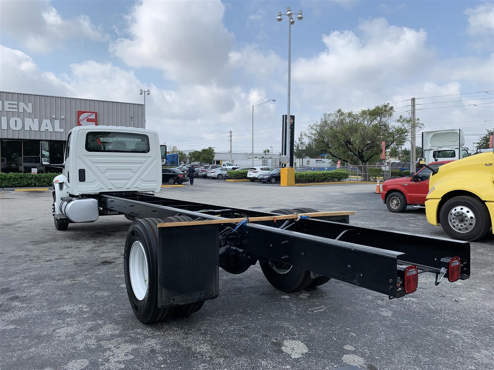 2021 International MV 4x2, Cab Chassis #ML530198 - photo 1