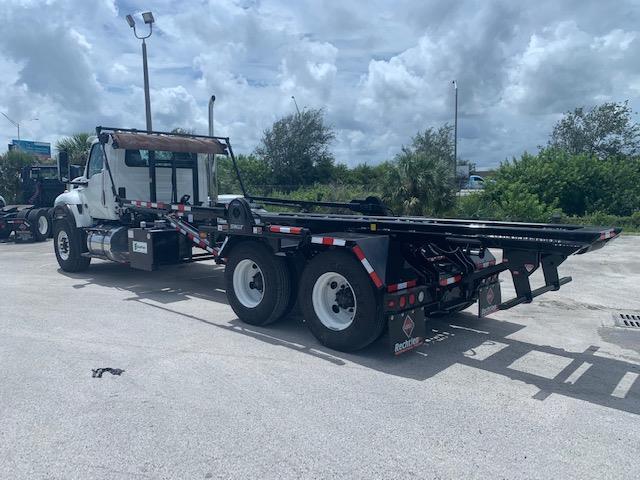 2021 International HV 6x4, Galfab Hooklift Body #MN326572 - photo 1