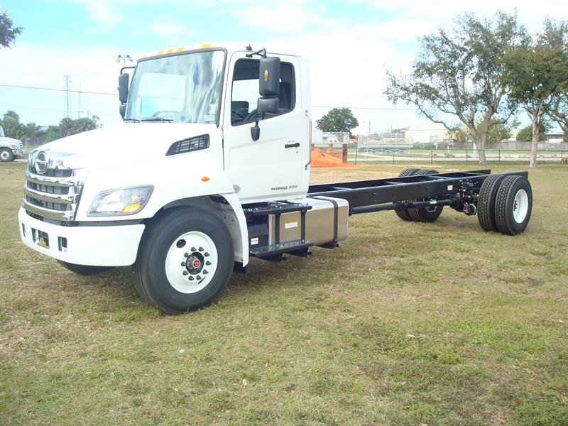 2019 Hino Truck Single Cab, Cab Chassis #K4S75001 - photo 1