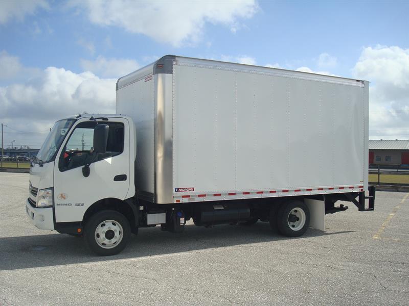 2020 Hino Truck, Morgan Dry Freight #LK008597 - photo 1