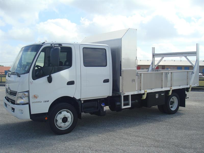 2020 Hino Truck, MC Ventures Other/Specialty #LK010908 - photo 1