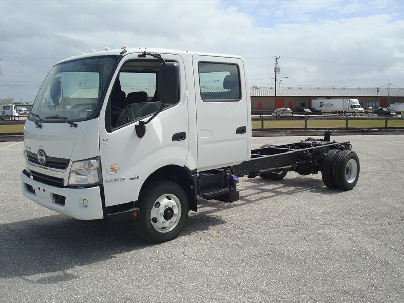 2020 Hino Truck Double Cab, Cab Chassis #LK012467 - photo 1