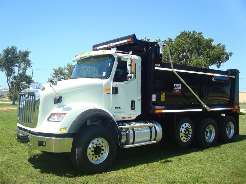 2020 International HX 6x4, Dump Body #LN842827 - photo 1